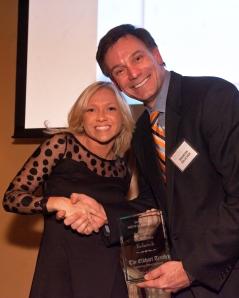 Amanda Kolarich- Winner of the 2014 Positive Mental Attitude Award